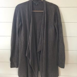 Barefoot dreams cardigan size S/M